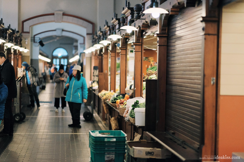 Market, helsinki